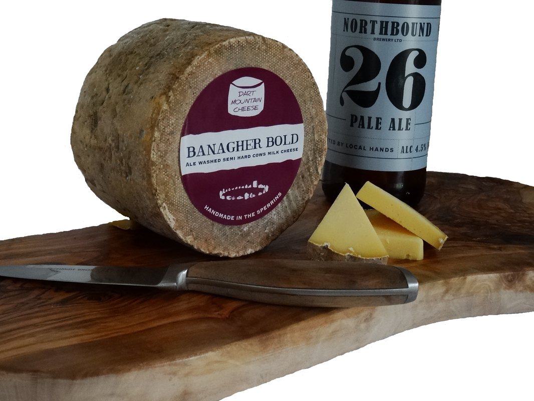 Banagher Bold Cheese